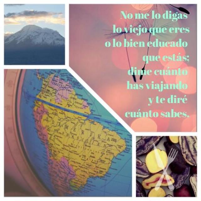Cocinando alrededor de Sudamérica - Kochend Südamerika entdecken
